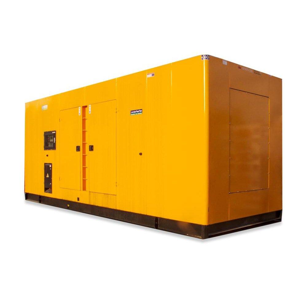 PAVO super silent 200kw diesel generator price