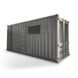 Container Diesel Generator 150KW