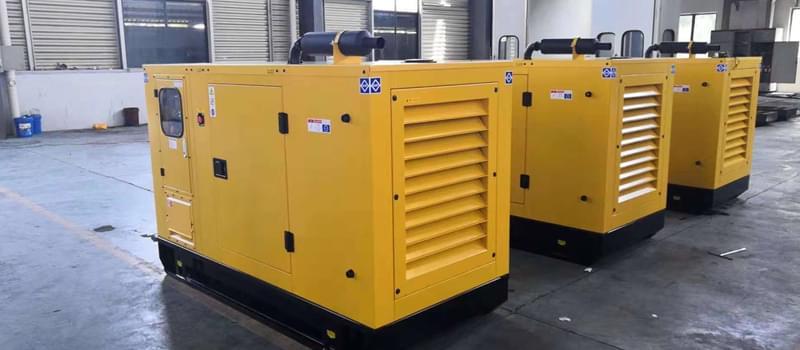 Generators-Meet emergency power supply various industries