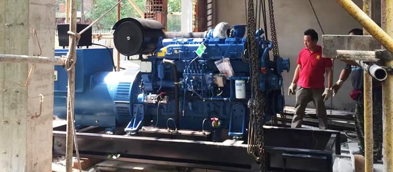 Six Common Questions for Diesel Generator Set