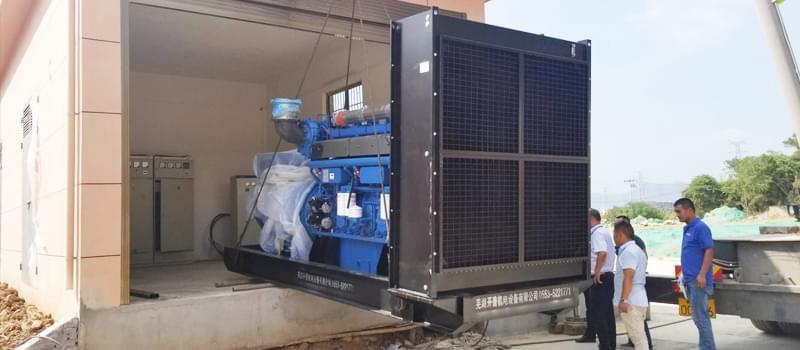 Common causes of diesel generator failure