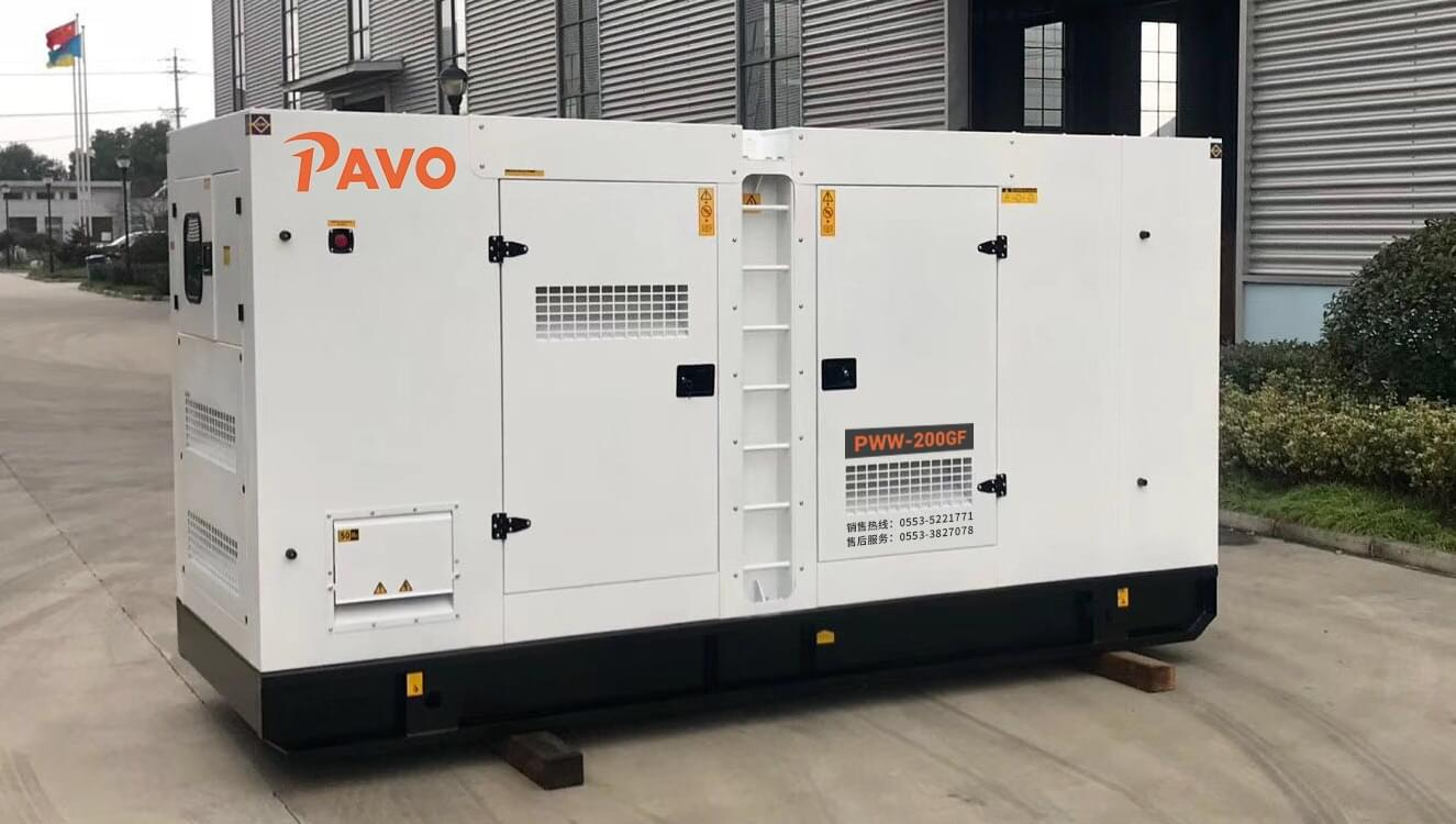 PAVO launches generator rental business